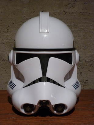 Clone Trooper Clone Trooper Helmet Star Wars Shelflife