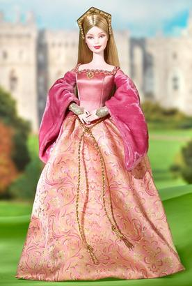 Barbie Dolls Of The World Princess Princess of England Ba...