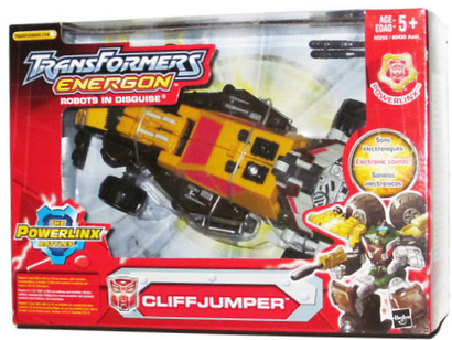 Cliffjumper - Transformers - Energon | ShelfLife