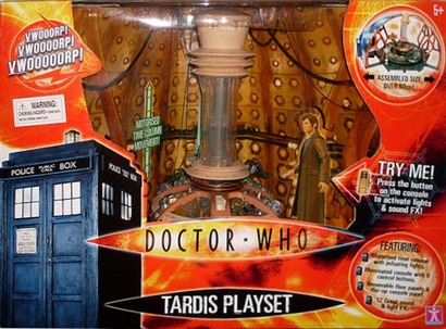 tardis playset 9th amp 10th doctor dr who series x