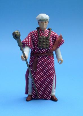 2bbdcc78602 Belloq in Ceremonial Robe - Indiana Jones - Kenner ( 82- 83)