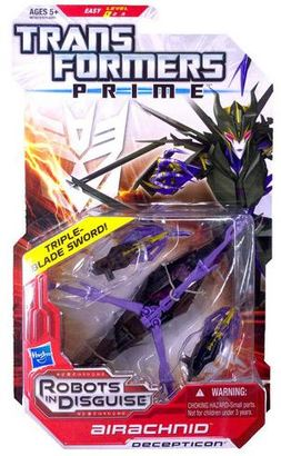 Airachnid Transformers Robots In Disguise Shelflife