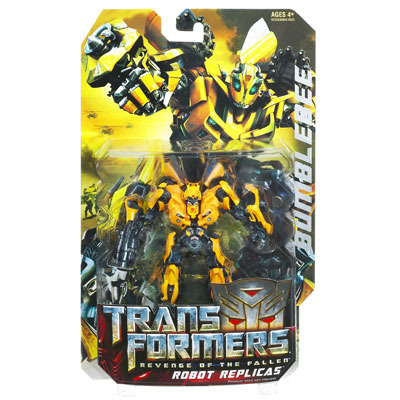 Bumblebee Robot Replicas Transformers Revenge Of The