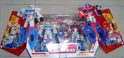 Transformers Henkei Classic EXCLUSIVE Ultra Magnus Asie Takara exclusives