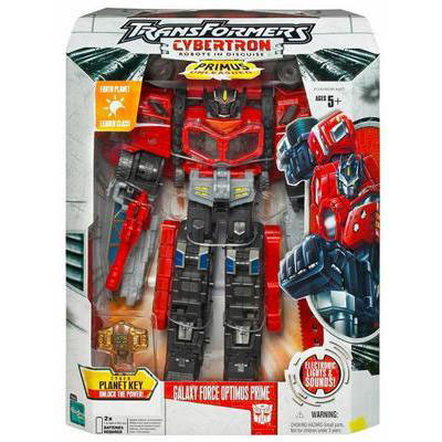 Galaxy Force Optimus Prime Transformers Cybertron