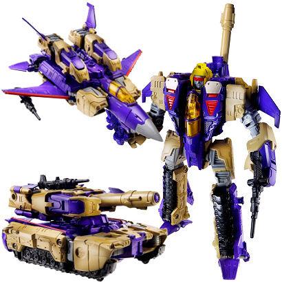 Blitzwing - Transformers - Generations 3.0 | ShelfLife